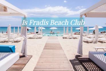 Is Fradis Beach