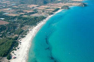 litorale, Castiadas