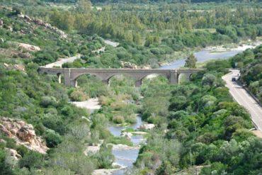 vecchio ponte Rio Picocca Sardegna Sud
