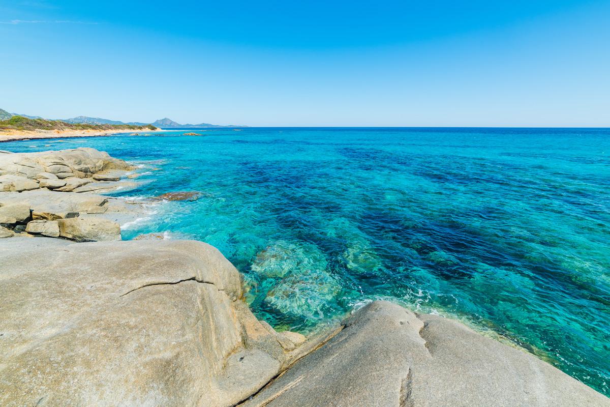 Costa Rei, Castiadas, Sant'Elmo beach