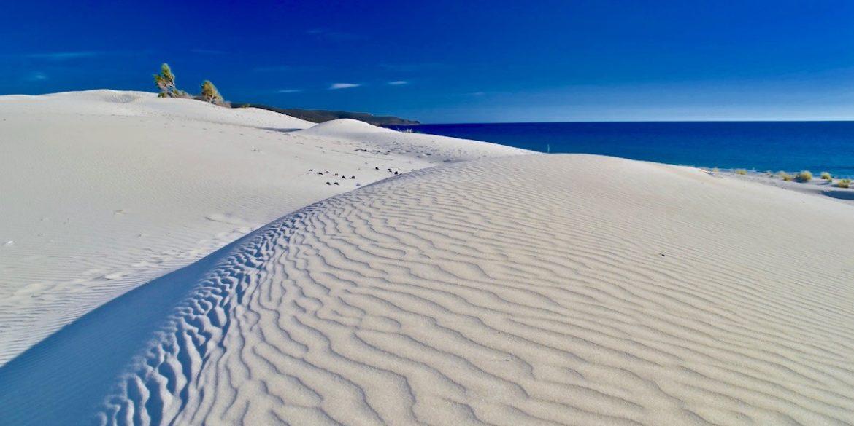 Spiaggia Dune di Porto Pino