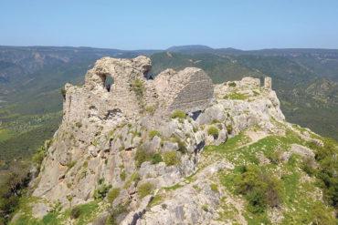 Castello di Quirra, Villaputzu, trekking