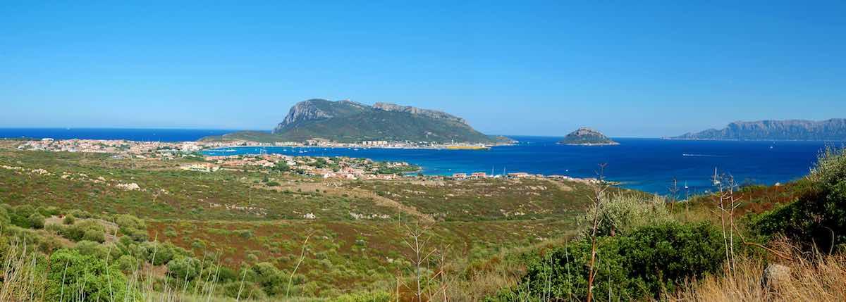 Golfo Aranci Sardinia