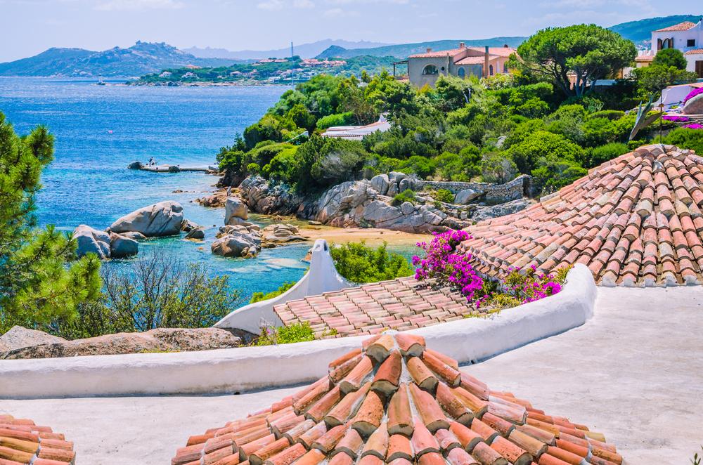 Porto Rafael Palau Sardinia
