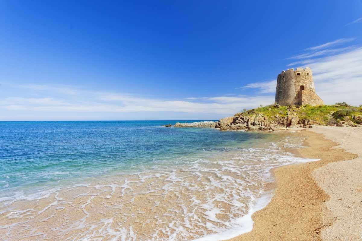 Barisardo beach